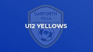 U12 Yellows
