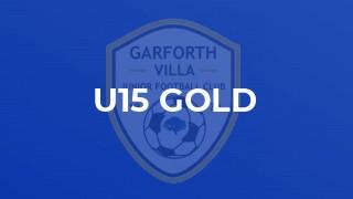 U15 Gold