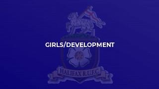 Girls/Development