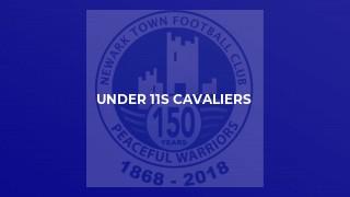 Under 11s Cavaliers