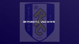 Retford F.C. U12s White