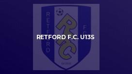Retford F.C. U13s
