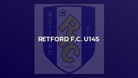 Retford F.C. U14s