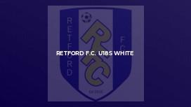 Retford F.C. U18s White