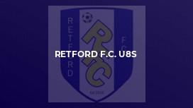 Retford F.C. U8s