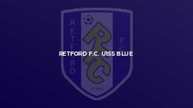 Retford F.C. U15s Blue