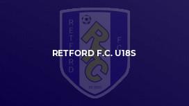 Retford F.C. U18s