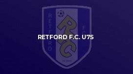 Retford F.C. U7s