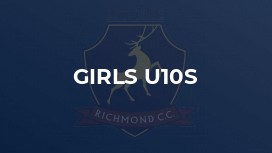 Girls U10s
