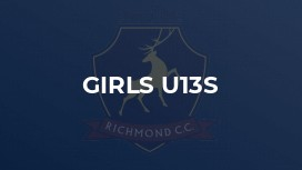 Girls U13s