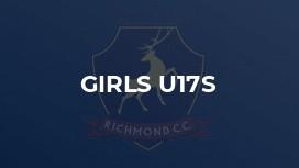 Girls u17s