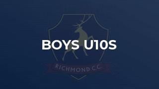 Boys U10s