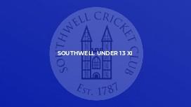 Southwell Under 13 XI