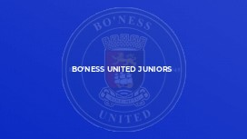 Bo'ness United Juniors