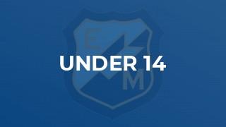 Match report Under12s versus Hackney Bulls