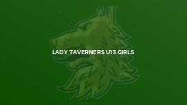 Lady Taverners U13 Girls