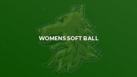 Womens Soft Ball