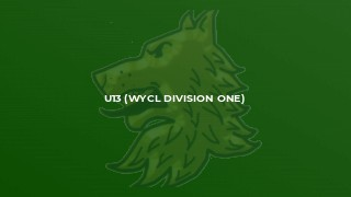 U13 (WYCL Division One)