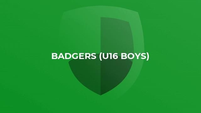 Badgers (U16 Boys)