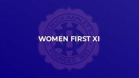 Women First XI
