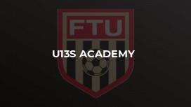 U13s Academy