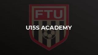 U15s Academy
