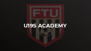 U19s Academy