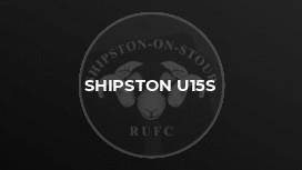 Shipston U15s