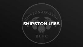 Shipston U16s