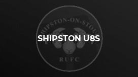 Shipston U8s