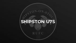 Shipston U7s
