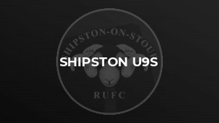 Shipston U9s