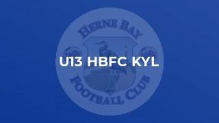 U13 HBFC KYL