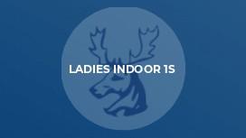 Ladies Indoor 1s