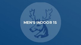 Men's Indoor 1s
