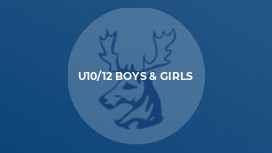U10/12 Boys & Girls