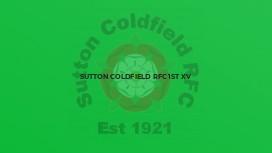 Sutton Coldfield RFC 1st XV