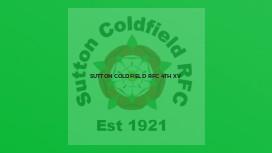 Sutton Coldfield RFC 4th XV