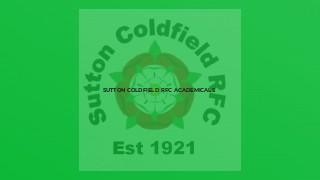 Sutton Coldfield RFC Academicals