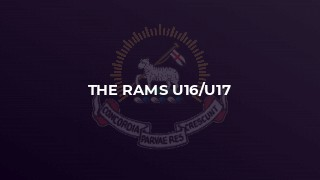 Rams out managed by Maidenhead.   OMT Rams 14 – 20 Maidenhead