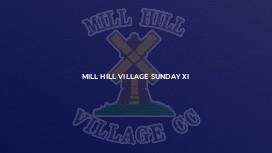 Mill Hill Village Sunday XI