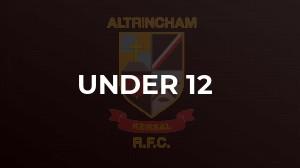 AKRFC U12s v Aldwinians