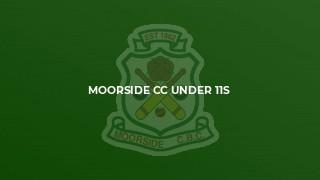 Moorside CC Under 11s
