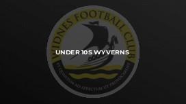 Under 10s Wyverns