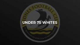 Under 7s Whites