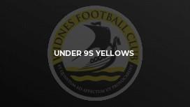 Under 9s Yellows