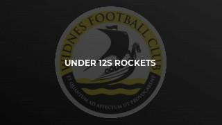 Under 12s Rockets