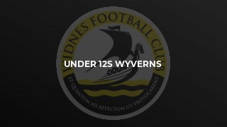 Under 12s Wyverns