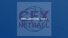 Swallows SJNL - DIV A
