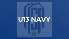 U13 Navy